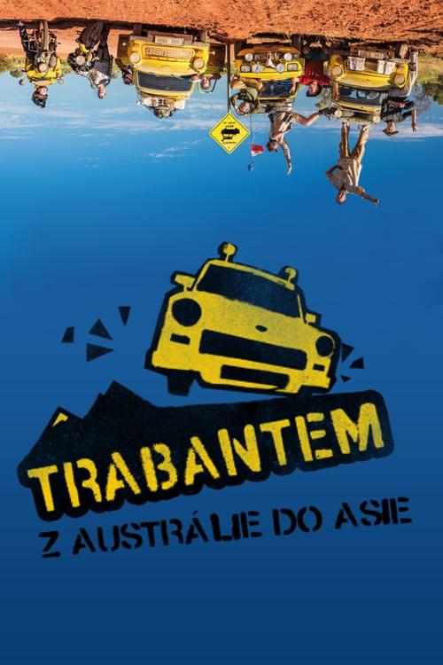 Trabantem z Austrálie do Asie online