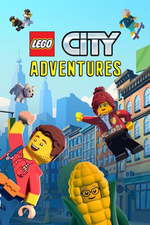 LEGO City Dobrodružství online