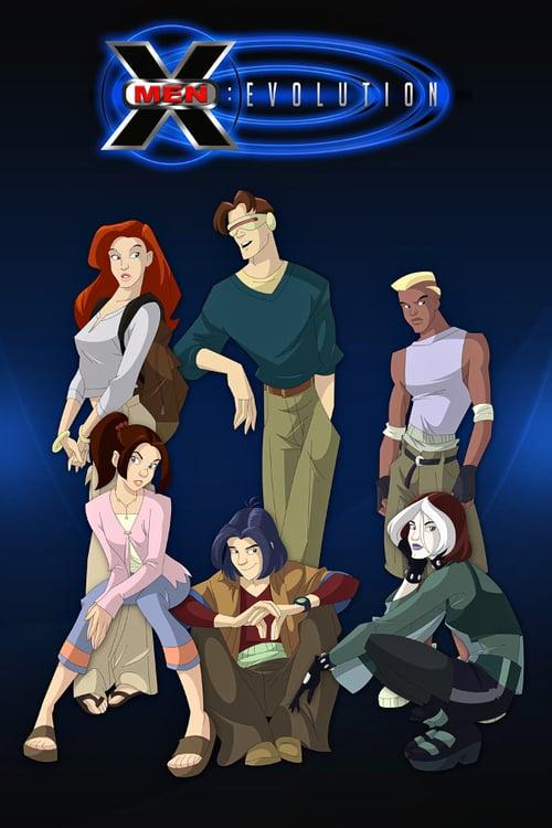 X-Men: Evolution online