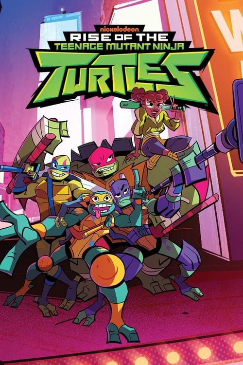 Vzestup Želv Ninja online