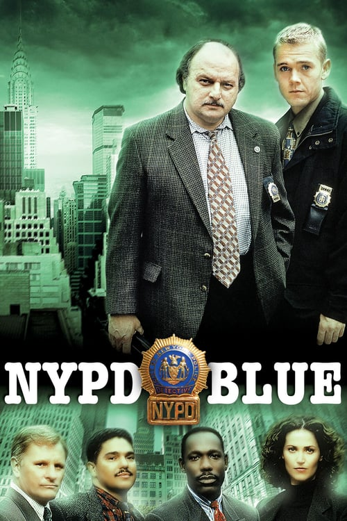 NYPD Blue online
