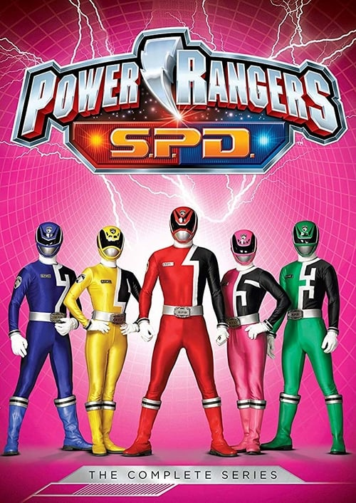 Power Rangers S.P.D. online