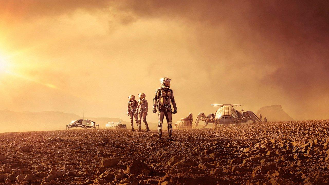 Mars (10 %)