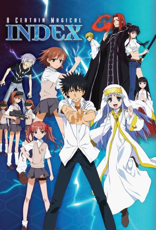 A Certain Magical Index online