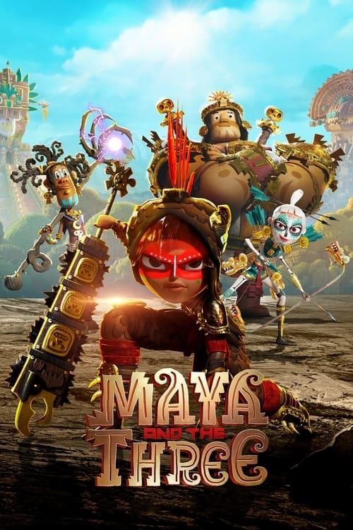 Maya a tři bojovníci online