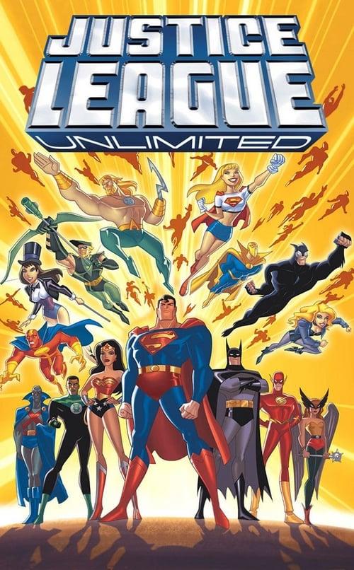 Justice League Unlimited online