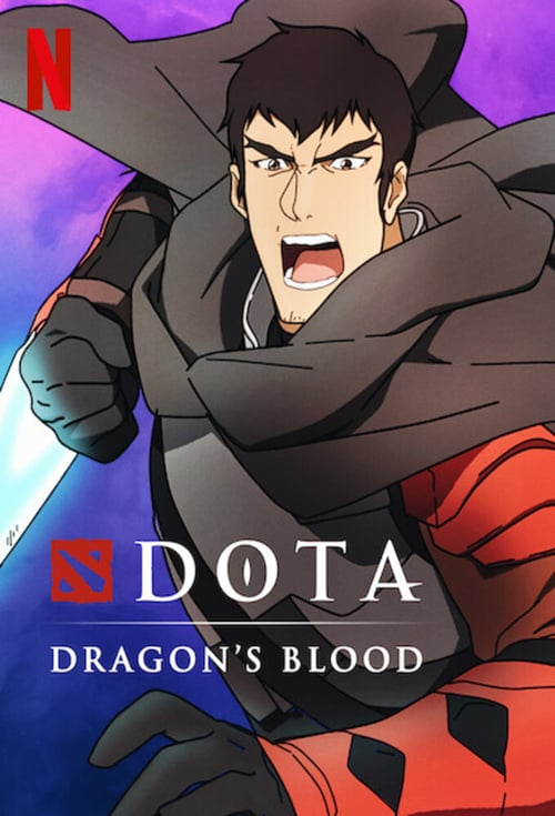 DOTA: Dračí krev online