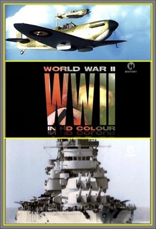Druhá světová válka v barvě online