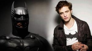 Zapomeňte na Batflecka. Nového Batmana si zahraje Robert Pattinson