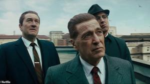 Pierwsze wrażenie: Irlanczyk (Irishman)  jest filmem roku i uplasuje się w czołówce gangsterskich klasyków