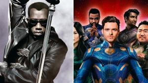 Blade naváže na Eternals. Co má s bohy Marvelu společného a kdo ho natočí?