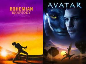 Bohemian Rhapsody vs Avatar aneb jak se u nás reportují rekordy