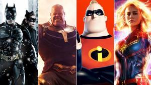 Králové pokladen: Která komiksová adaptace z vás vysosala nejvíc peněz?
