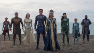 Je to tady! Marvel ukázal první trailer na epickou ságu Eternals