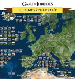 HBO představuje nové záběry ze seriálů Hra o trůny a Watchmen