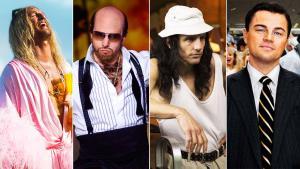 10 bizarních rolí hollywoodských krasavců