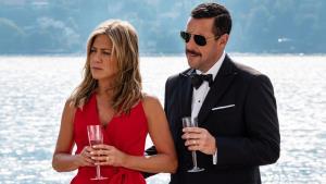 Jennifer Aniston i Adam Sandler zamieszani w morderstwo w nowej komedii Netflix