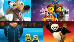 Top 10 animovaných rozprávok, nevytvorených spoločnosťou Pixar