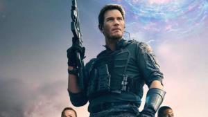 Chris Pratt likviduje vesmírný šmejd v traileru na sci-fi Tomorrow War