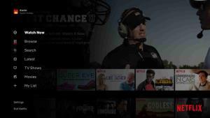 Netflix testuje novou funkci, která simuluje televizní vysílání