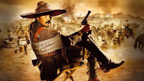V hlavní roli Pancho Villa osobně