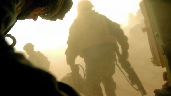 Poslední dopisy domů: Hlasy amerických vojáků z iráckých bojišť