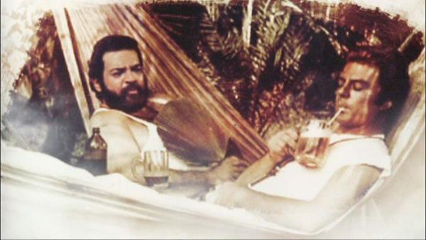Šimon a Matouš jedou na Riviéru