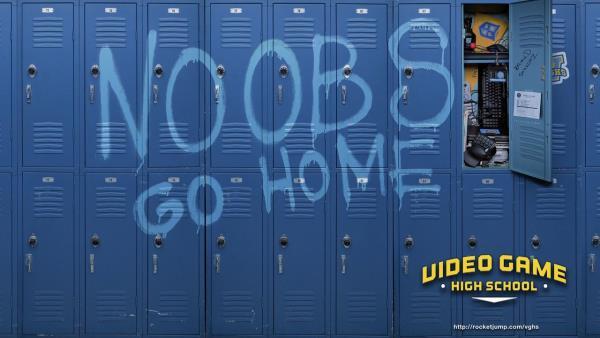 Video Game High School download