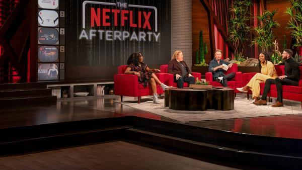 Afterparty na Netflix: Nejlepší pořady nejhoršího roku