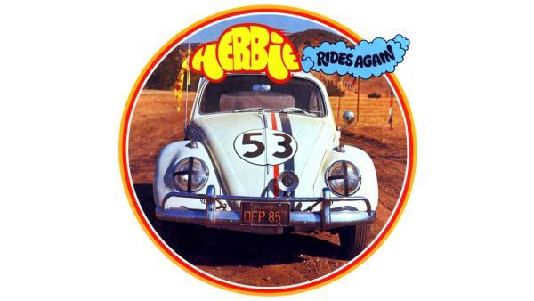 Herbie a stará dáma