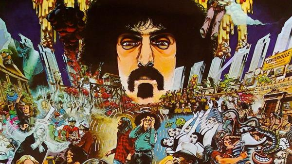 The True Story of Frank Zappas 200 Motels