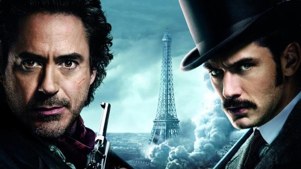 Sherlock Holmes: Hra stínů download