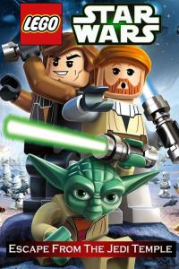 Lego Star Wars: The Yoda Chronicles: Episode IV: Escape From The Jedi Temple