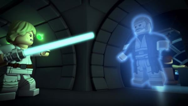 Star Wars: Nové příběhy z Yodovy kroniky - Útěk z chrámu Jediů