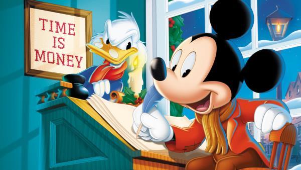 Mickeyho vánoční koleda