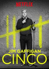 Jim Gaffigan: Cinco online