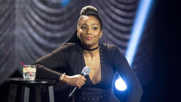 Tiffany Haddish: She Ready! From the Hood To Hollywood!