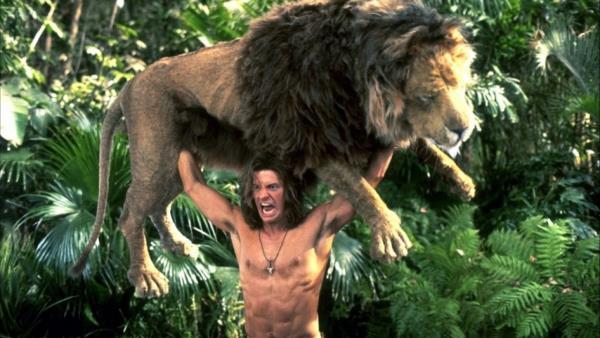 Král džungle