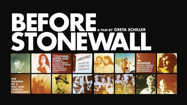Před Stonewallem
