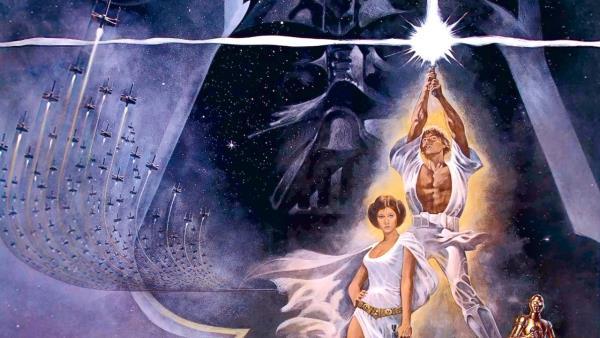 Hviezdne vojny 4: Nová nádej