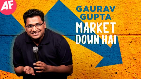 gaurav-gupta-market-down-hai