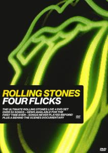 The Rolling Stones: Four Flicks - Documentary