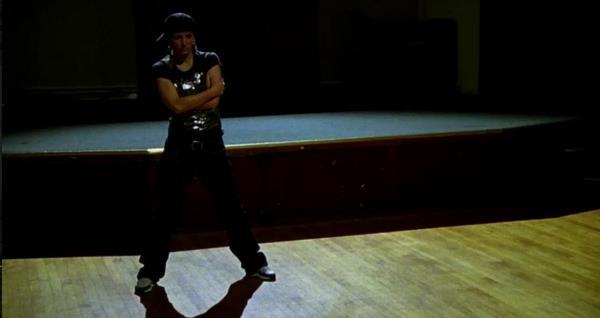 Breakdance Girl