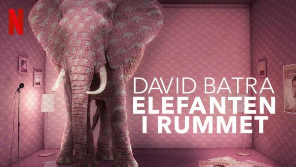 David Batra: Slon v pokoji