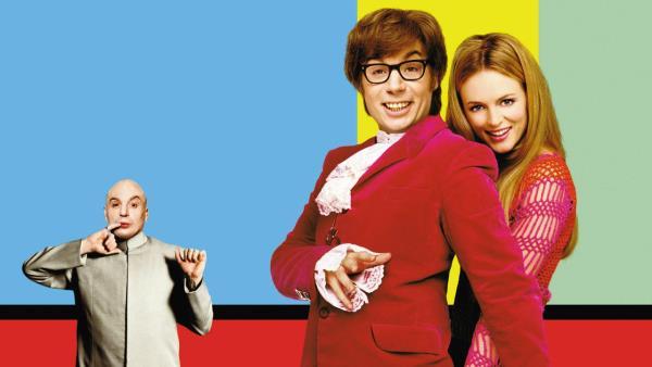 Austin Powers: Špión, který mě vojel