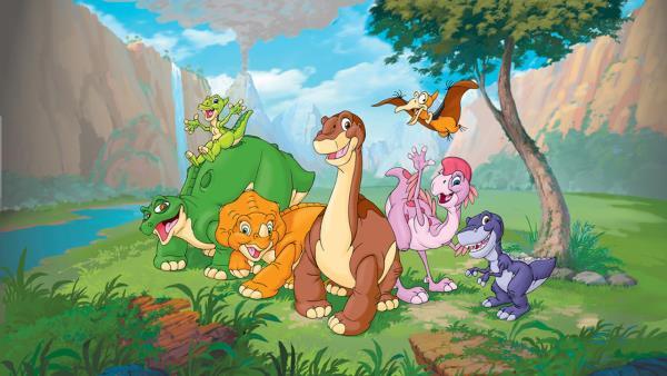 Země dinosaurů XII: Letecký den