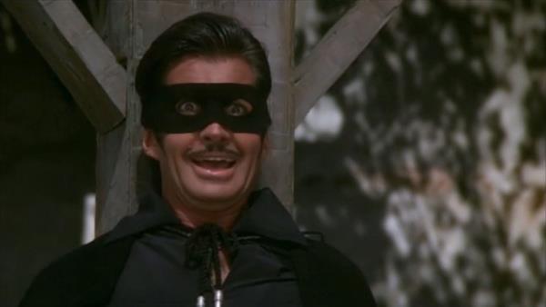 Zorro - mstitel a ctitel