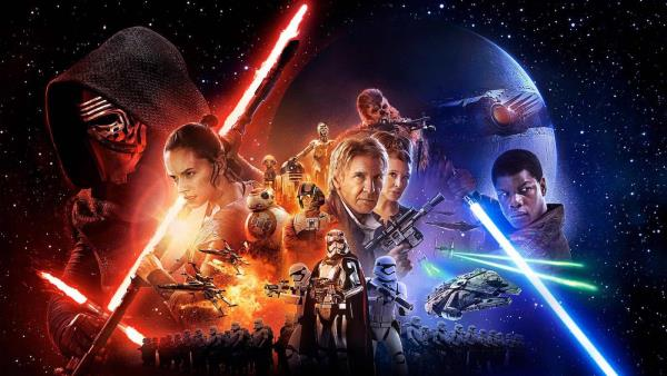 Star Wars: Síla se probouzí download
