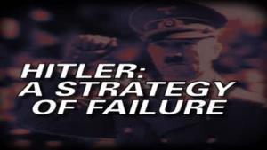 Hitler a strategie selhání
