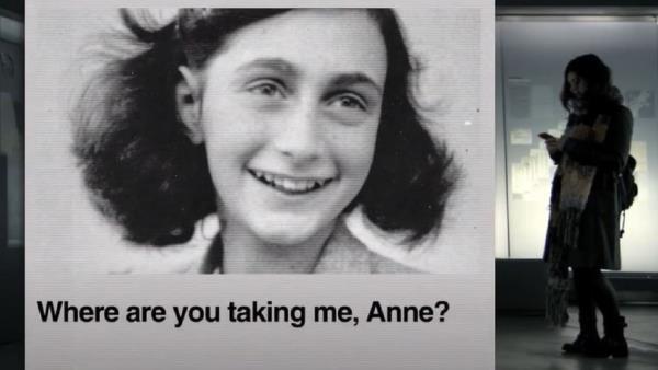 #Anne Frank: Paralelní příběhy